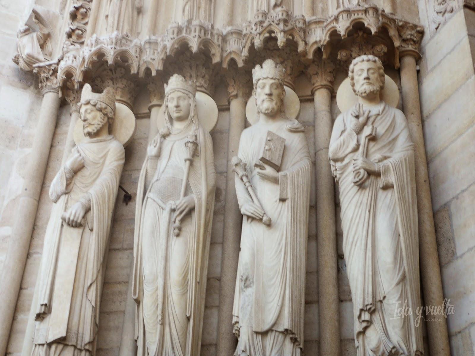 Estatuas jambas