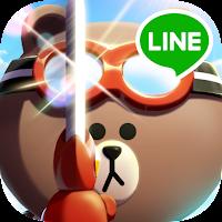 LINE BROWN STORIES (High Damage - Insta Win) MOD APK