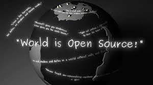 World is open source