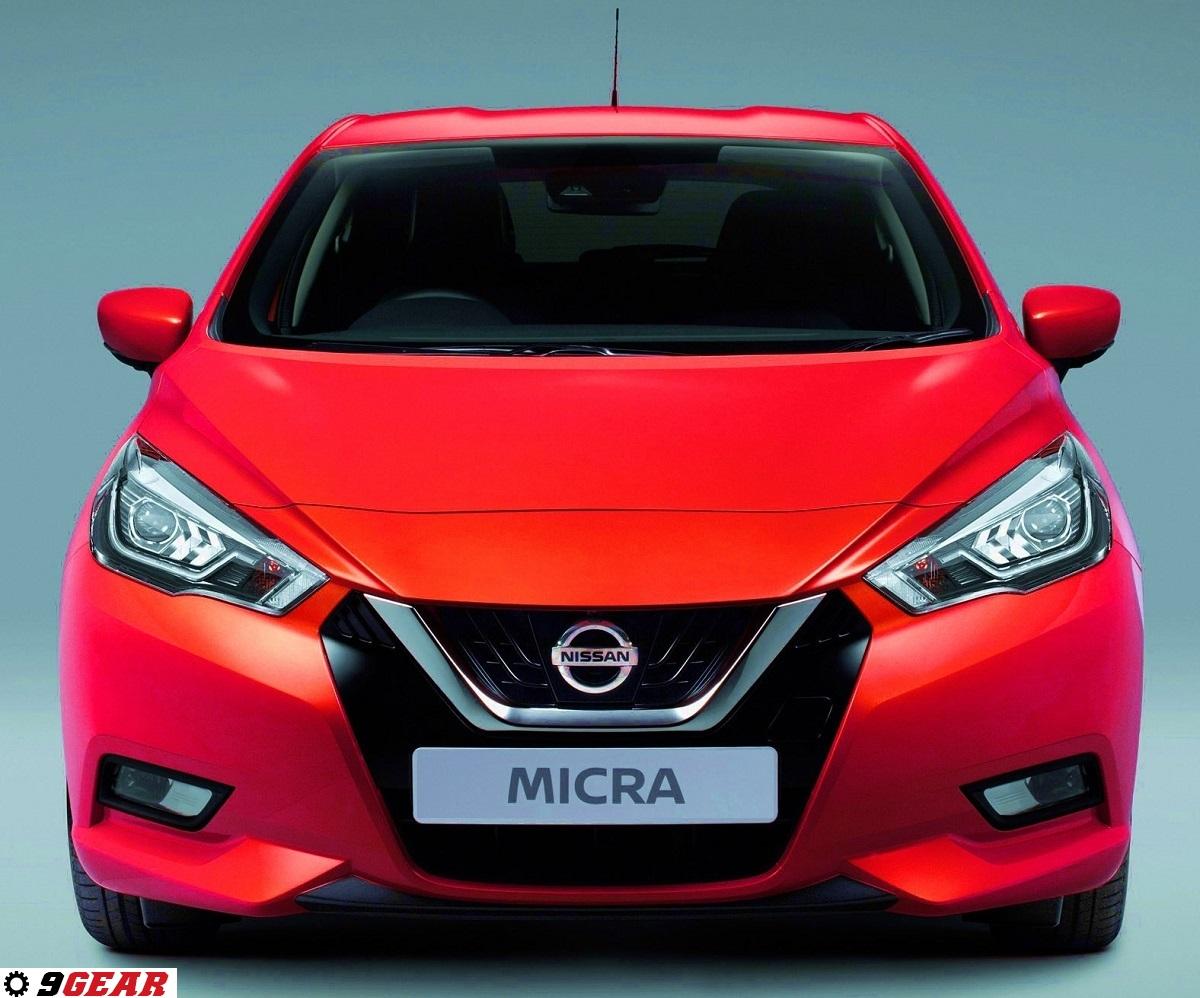 2021 Nissan Micra Spesification