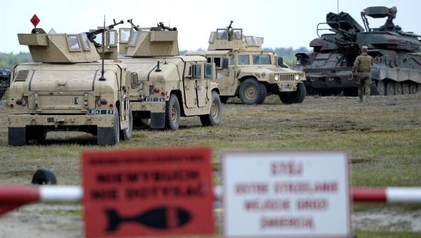 OTAN anuncia despliegue de cuatro batallones más contra Rusia