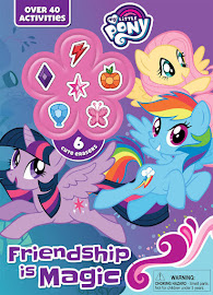 My Little Pony Friendship is Magic Books