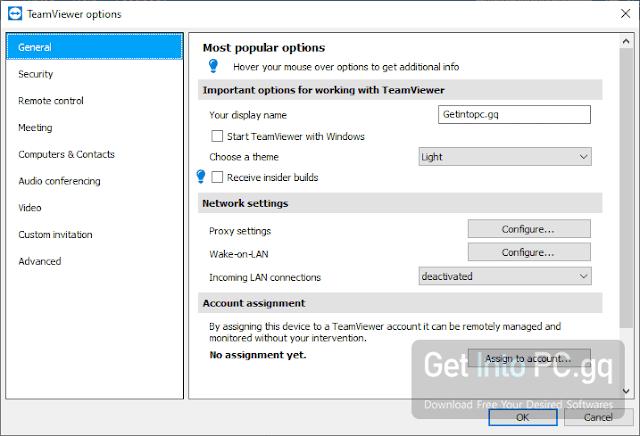 TeamViewer v15.5