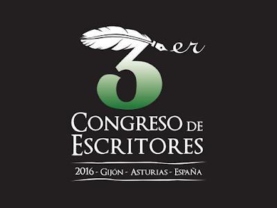 3º CONGRESO DE ESCRITORES 2016 -Gijón-