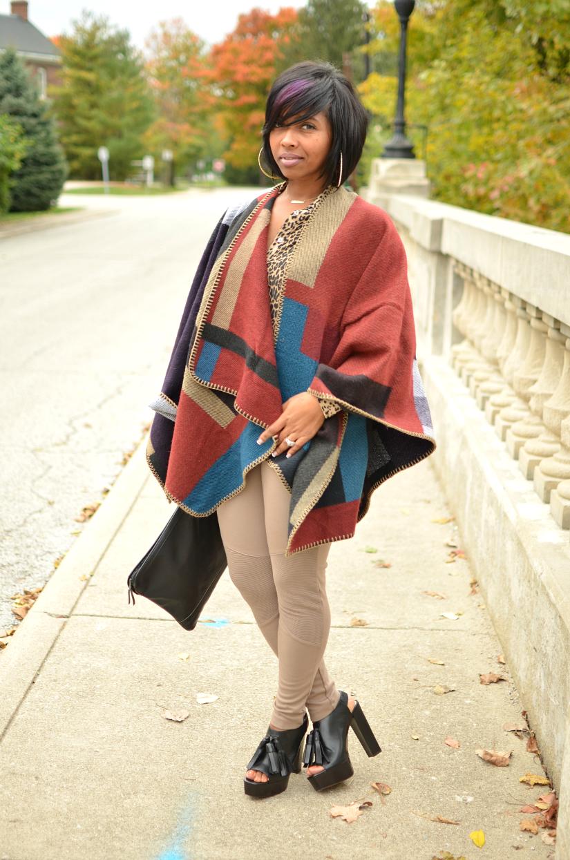 Burberry羊毛和羊绒混合毯子