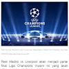 Minggu Dini Hari Partai Final Liga Champions Real Madrid vs Liverpool yang Perlu Kamu Tahu