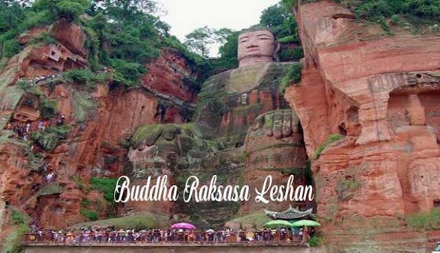 BUDDHA RAKSASA LESHAN
