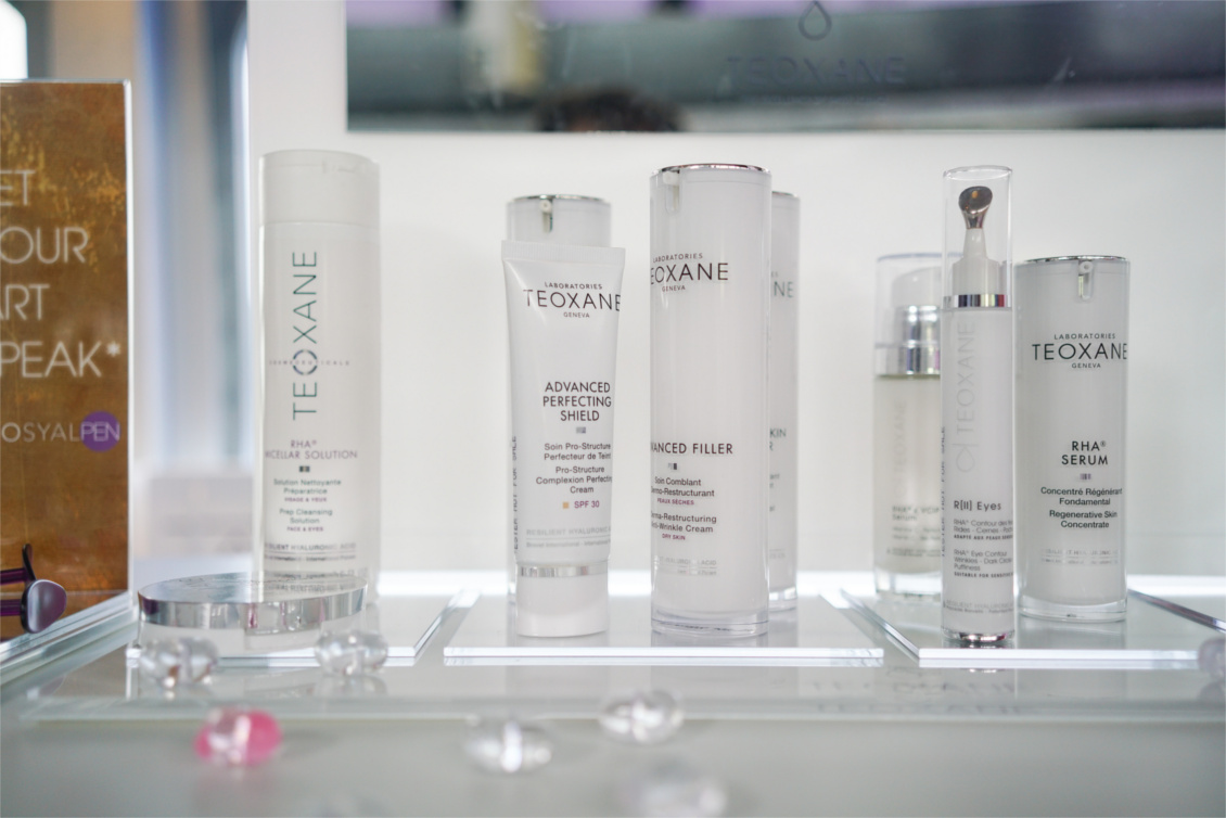 beautypress Bloggerevent 'Leinen los' - Teoxane