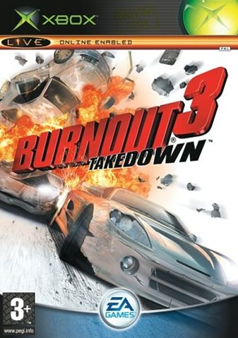 Burnout 3 Takedown [Jtag/RGH][Xbox Classic] - Download Game