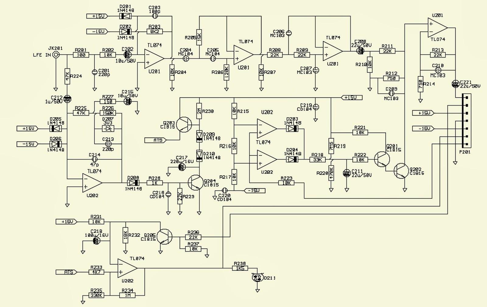 Electro help: JBL SUB 135S - CINEMA PROPACK-600 - AMP ...