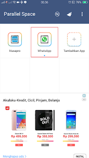 Cara Buat Akun WhatsApp 2 Sekaligus dalam Satu HP