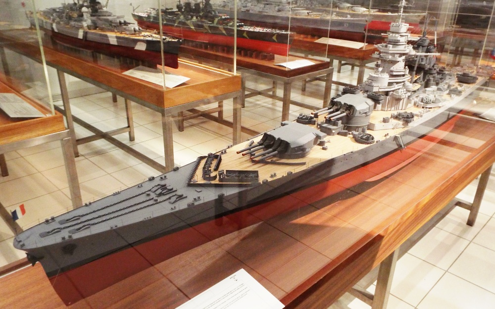 Wargaming Miscellany: Ship models in the Monaco Naval Museum ...