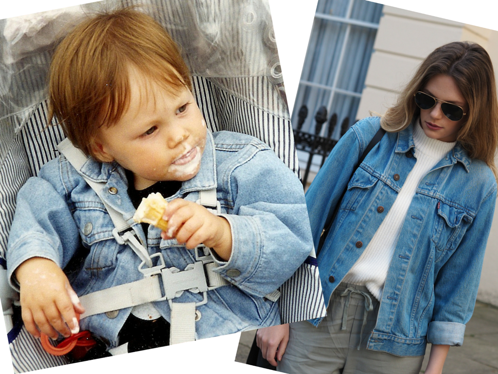 From Baby to Blogger