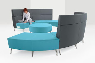 Modular Lounge Furniture from Global Total Office