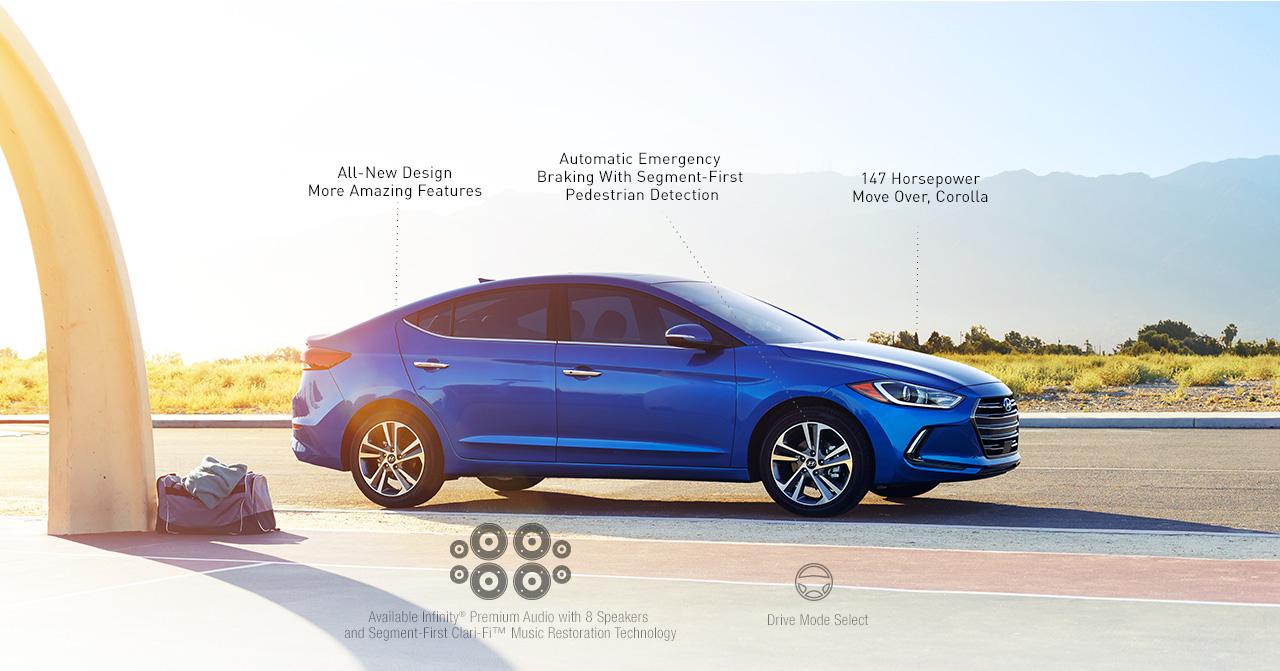 Hyundai Elantra 2017 phải nói rằng đã thay đổi quá nhiều, hoàn hảo trong phân khúc sedan bình dân cỡ nhỏ