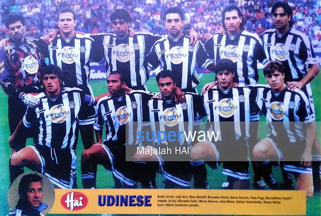 Udinese 1997