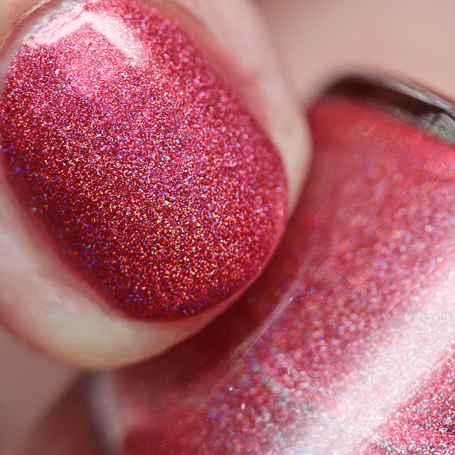 Moonflower Polish Rubí (Ruby)