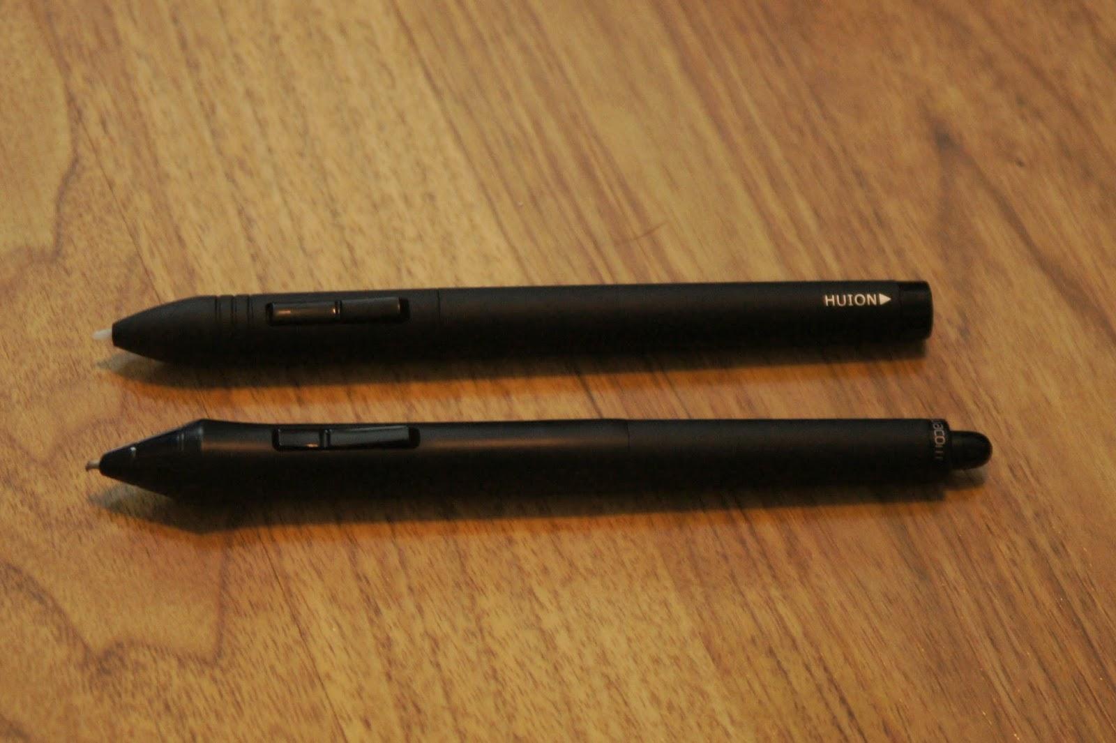 Josh's Art Blog: Product Review - Huion GT-190, an