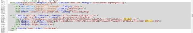 blogger+yapısal+veri+hatalarına+çözüm