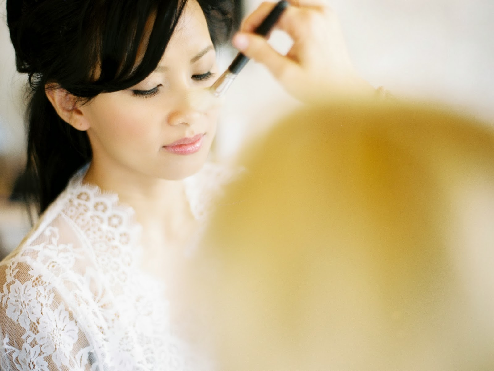 sacramento bridal makeup | grand island mansion wedding