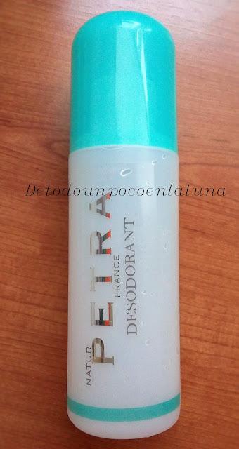Desodorante de alumbre en spray Natur Petra