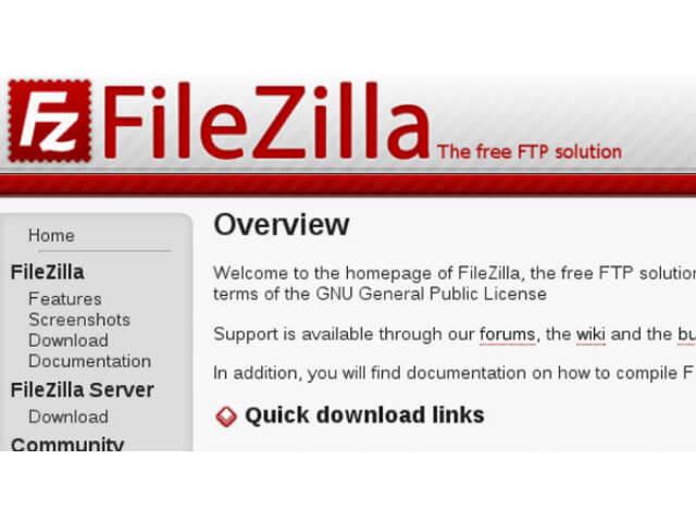 CentOS 6.4 安裝 FileZilla 客戶端_001