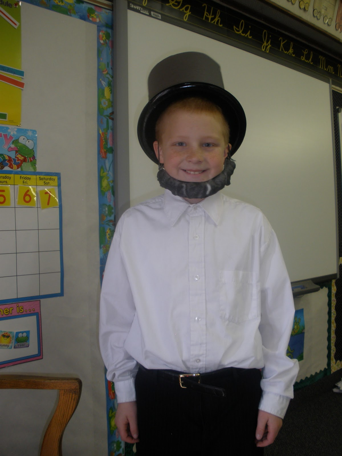 Miss Snapp S 4th Grade Biography Wax Museum