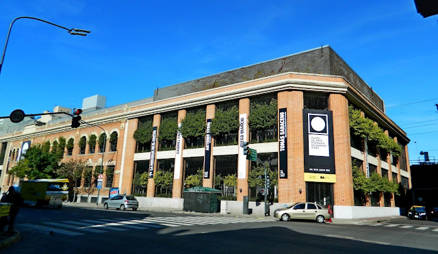 Museu de Arte Moderna de Buenos Aires, em San Telmo