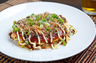 Resep Okonomiyaki Halal Ala Chef Harada