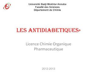 Les Antidiabetiques .pdf