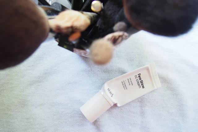 Face Shine CC Cream SPF 40 Skin79 recenzja i właściwości