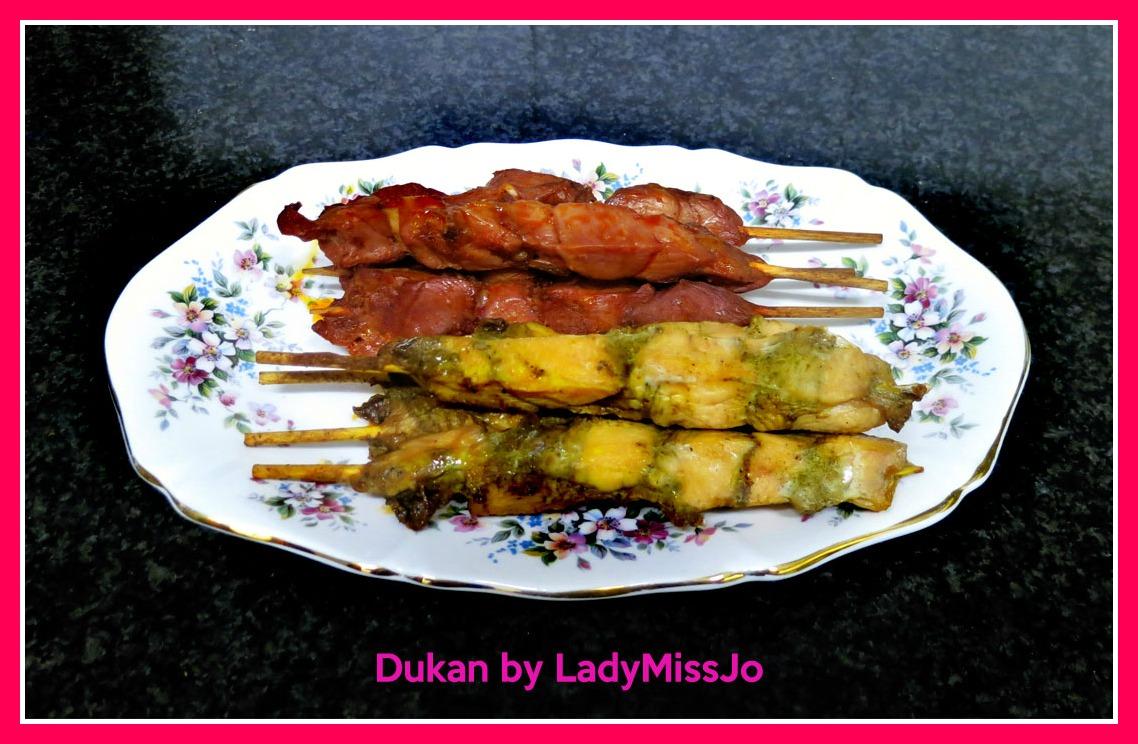 El diario de mi dieta dukan by lady missjo pinchos for Cocinar konjac