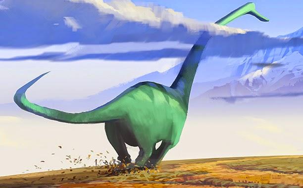 Triceratops The Good Dinosaur: Film Bioscoop