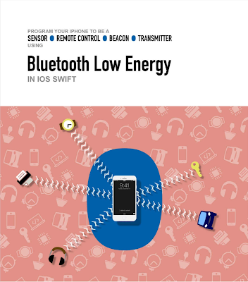 Bluetooth Low Energy in iOS Swift Books Download PDF file