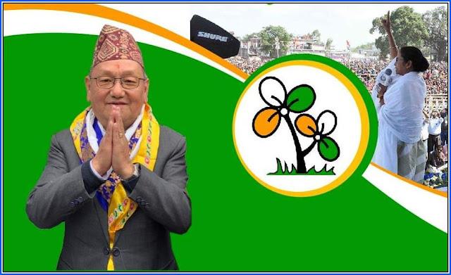 Amarsingh Rai Lok sabha election 2019 TMC candidate from Darjeeling seat
