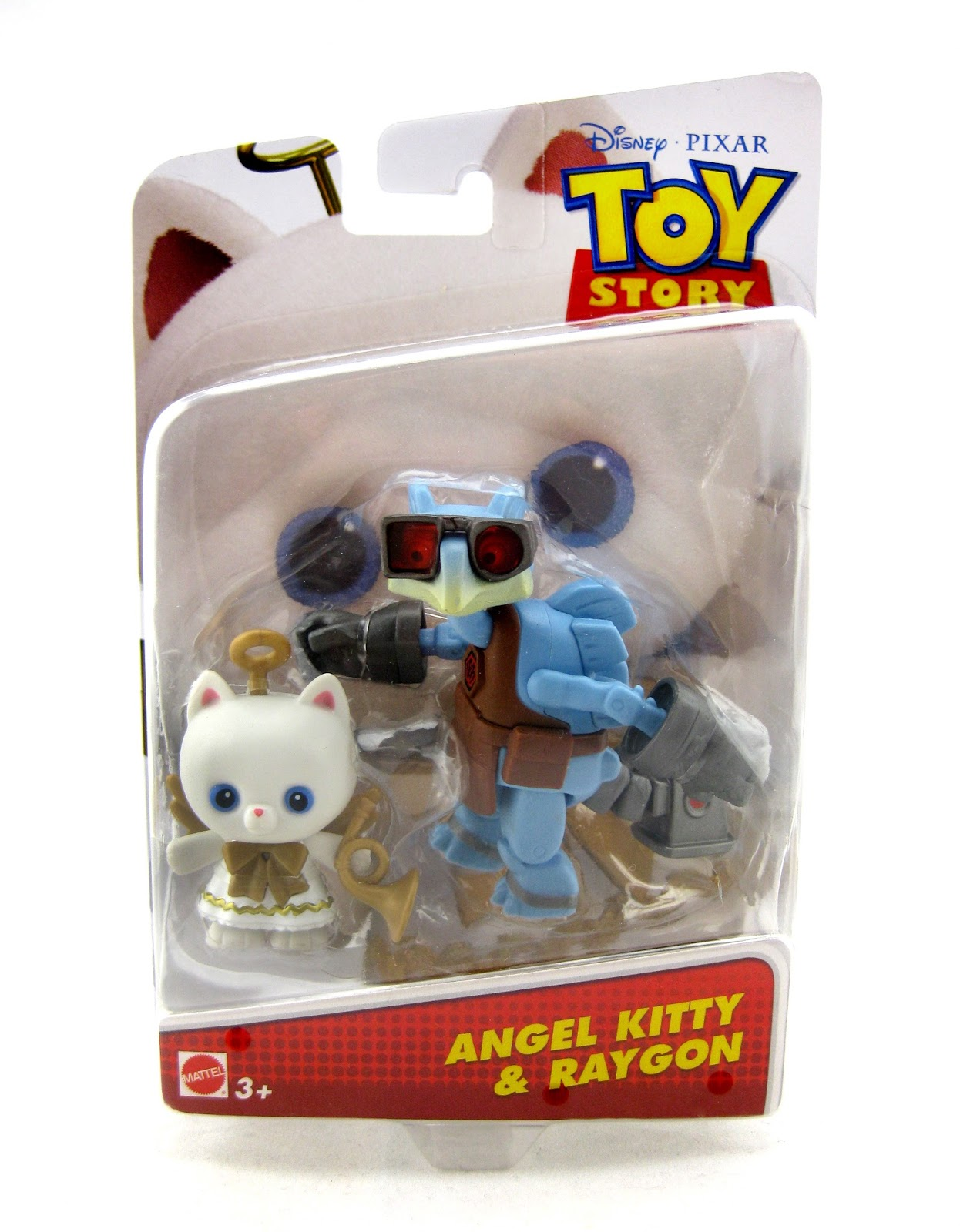 Hello Kitty And Toy Story Jessie Images : Dan the pixar fan toy story that time forgot angel kitty
