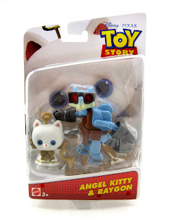 toy story that time forgot angel kitty raygon action figure