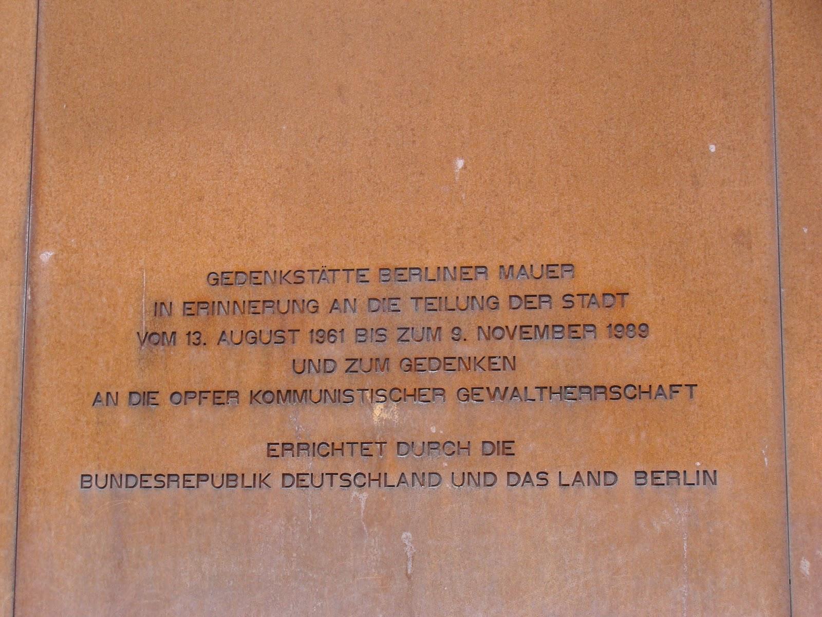 mauer durch deutschland