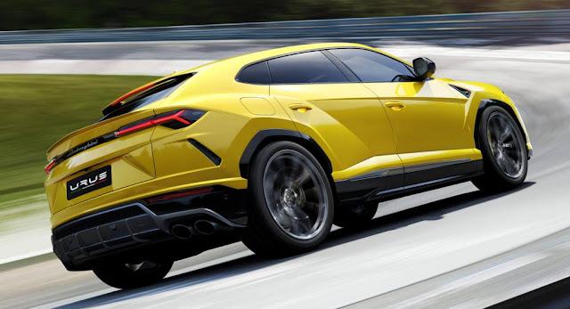 Lamborghini, Lamborghini Urus, Motorsport, Pikes Peak, Racing, Reports