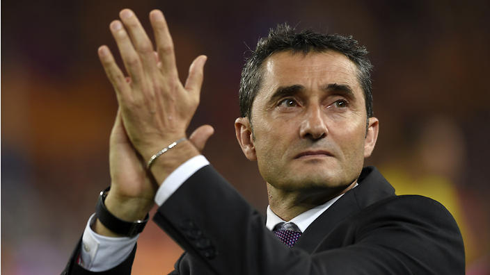 Barcelona confirm Ernesto Valverde as new coach