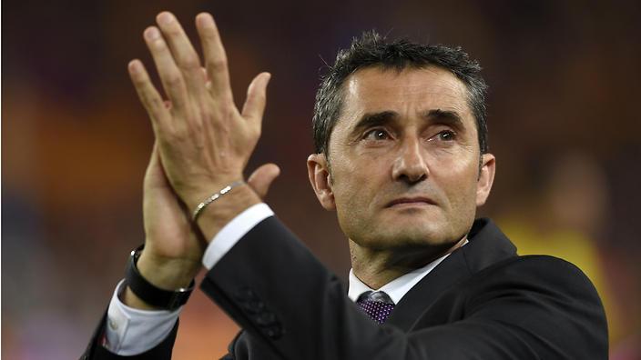 Barcelona confirm Ernesto Valverde as new coach