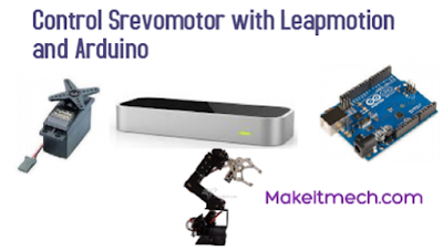 processing leapmotion arduino