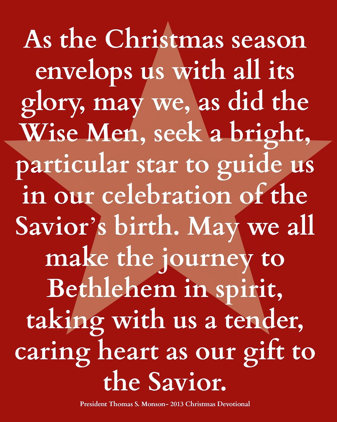 The Gift Of Giving- 25 Days Of Christ