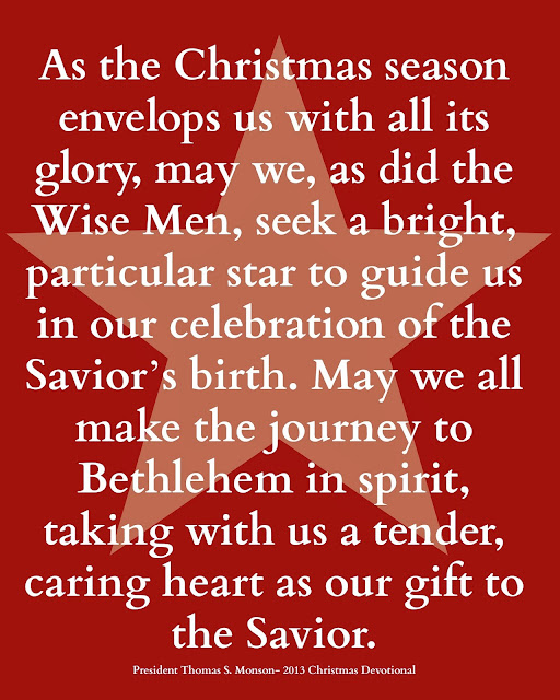 Quotes About Christmas Gifts: The Gift Of Giving- 25 Days Of Christ