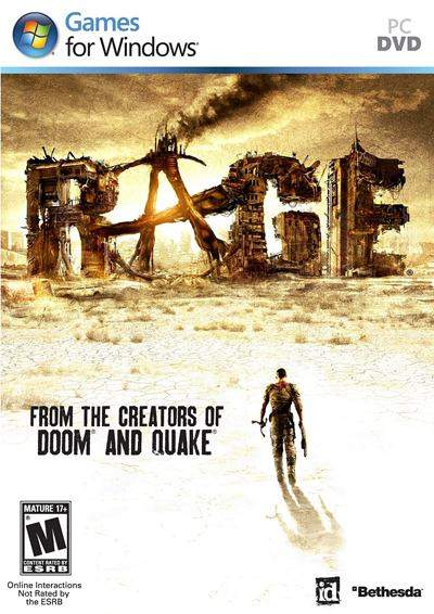 Rage PC Full Español Repack 3 DVD5 + Update 2
