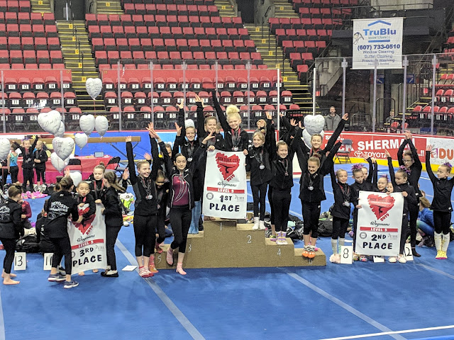 2019 NY Cup Gymnastics Invitational --How Did I Get Here? My Amazing Genealogy Journey