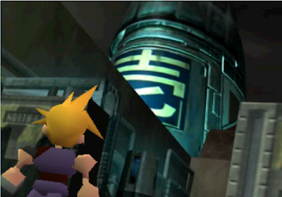 ultra-rom final fantasy vii - Gameplay on PSX1.13 - 01