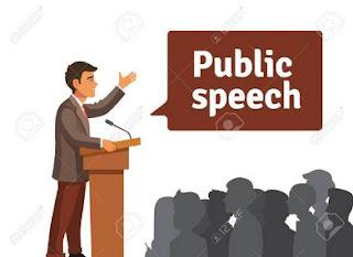Arti Public Speaking