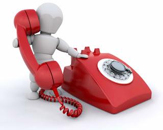 Obrolan 2 orang sahabat via telpon