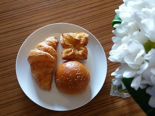Aneka Pastry yang Bikin Happy di Ann's Bakehouse and Creamery